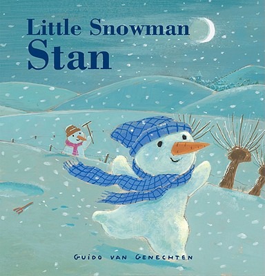 Little Snowman Stan By Van Genechten, Guido
